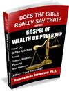 Gospel Of Wealth Or Poverty?