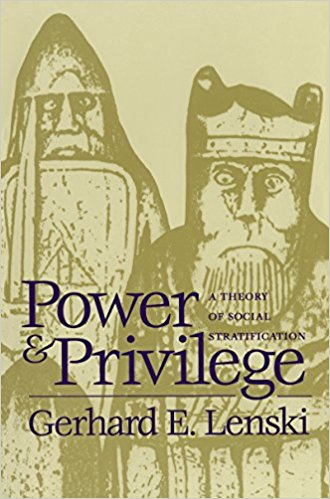 Power & Privilege by Gerhard E. Lenski
