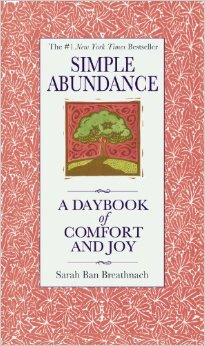 Sarah Ban Breathnach Simple Abundance