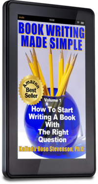 Book Writing Made Simple (Vol 1) Best Seller