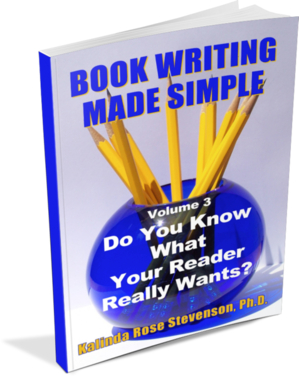 Book Writing Made Simple (Vol 3)