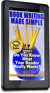 Book Writing Made Simple (Vol 3) Best Seller
