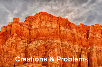 Creations & Problems