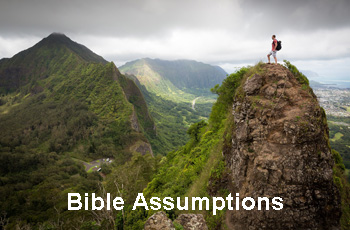 Bible Assumptions