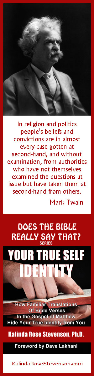 Mark Twain Quote Religion and Politics