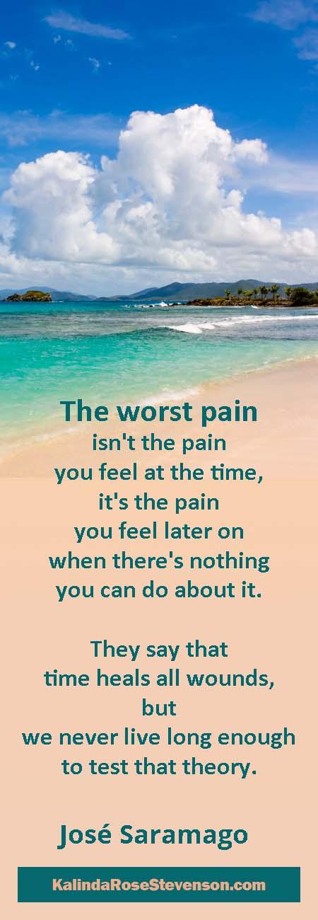 Worst Pain