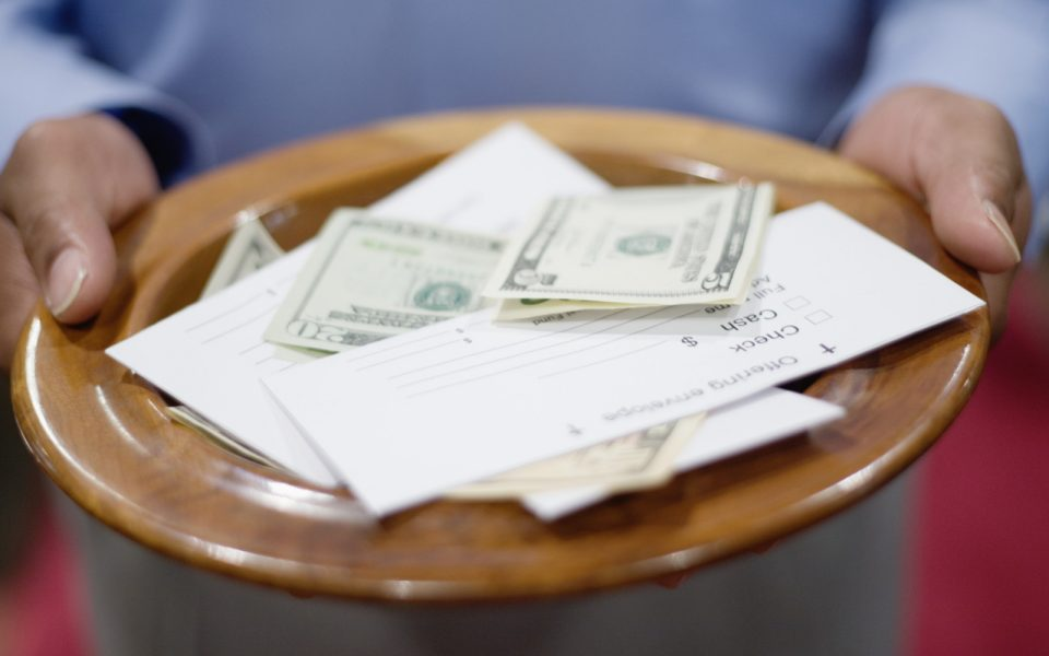 Debt Relief and Tithing
