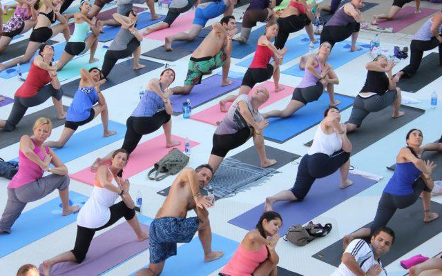 Wellness Practice with Yoga