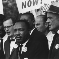 Civil Rights March on Washington, Dr. Martin Luther King Jr.